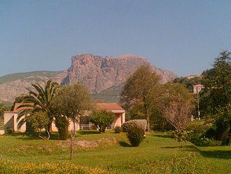 Afa, Corse-du-Sud - The Gozzi Rock