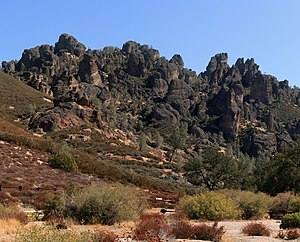 Rock formations at Pinnacles National Park 2.jpg