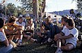 Rocky Mountain Bike Hike Devotional Time, 1976 (14330798932).jpg