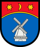 Wappen der Gemeinde Rodenäs