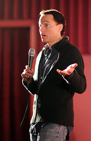Roger Nygard - Image: Roger Nygard at the 2011 Humanist Film Festival