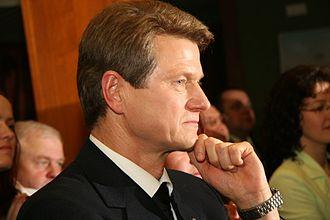 Lithuanian parliamentary election, 2008 - Image: Rolandas Paksas horizontali foto