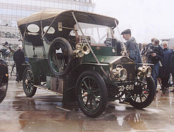 Rolls-Royce 15 hp Tourer (1905)