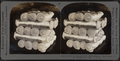 Rolls of dressed fibre. Silk industry (spun silk), South Manchester, Conn., U.S.A, by Keystone View Company.png