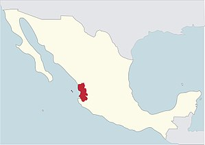 Roman Catholic Diocese of Tepic - Image: Roman Catholic Diocese of Tepic in Mexico