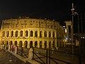 Rome Colosseum at night 2020.jpg