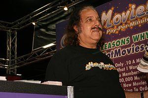 Ron Jeremy at Exxxotica 2008