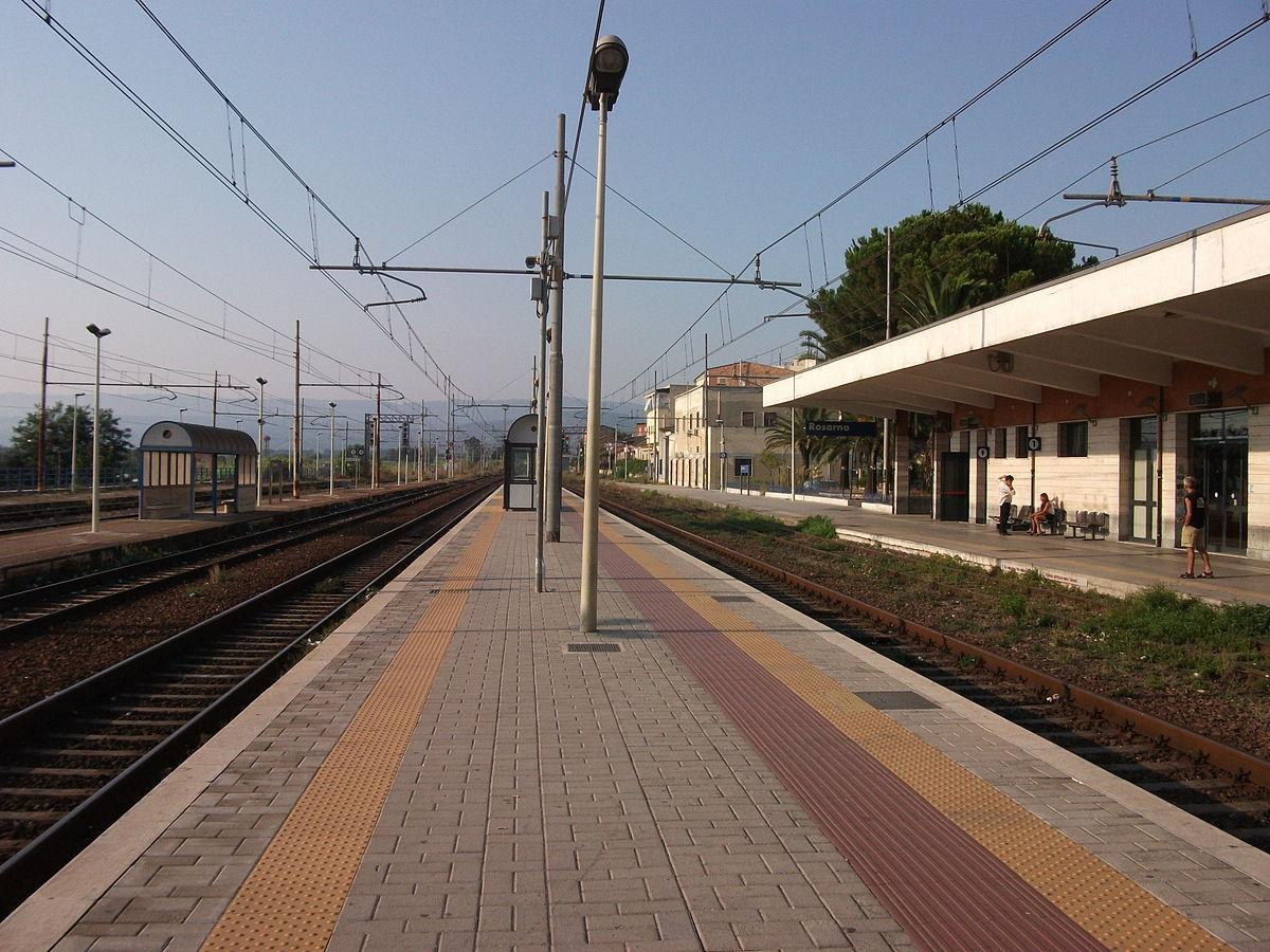 Da Rosarno A Villa San Giovanni