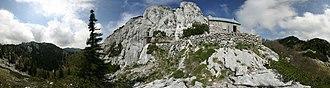 Northern Velebit National Park - Rossi's Cabin