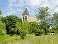 Rousseloy (60), église Saint-Martin, vue depuis le sud 2.jpg