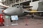 Royal Military Museum, Brussels - De Havilland DH-115 (11448840946).jpg