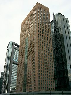 Royal Park Shiodome Tower hotel in Japan