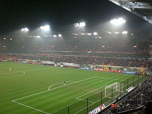 R.S.C. Anderlecht - Constant Vanden Stock Stadium