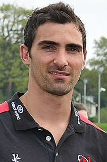 Ruan Pienaar South African rugby union player
