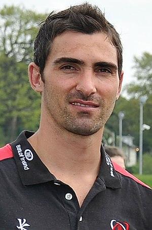 Ruan Pienaar - Ruan Pienaar in 2014