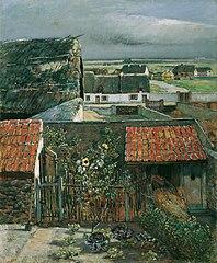 Bretonische Landschaft