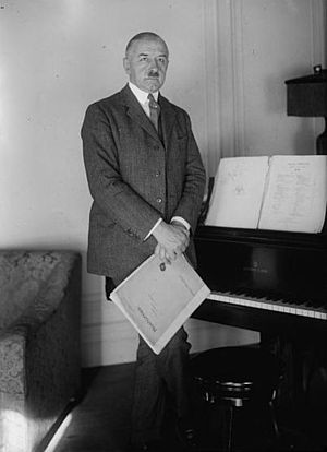Rudolph Ganz - Rudolph Ganz (Library of Congress collection)