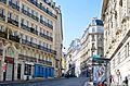Rue de Cardinal Lemoine, Paris 18 May 2014.jpg