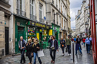 Rue des Rosiers, Paris, France 01.jpg