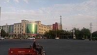 Ruoqiang County or Charklik.jpg