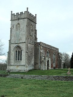 Rushall, Wiltshire village in United Kingdom