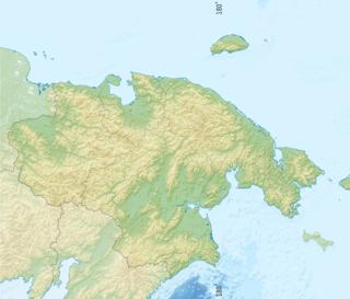 Chantal Range Mountain range in Russia