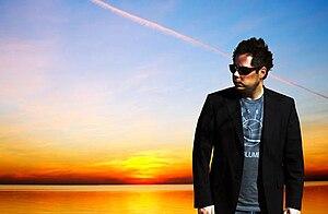 Ryan Farish - Ryan Farish press kit photo from the release Movement in Light