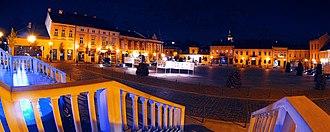 Wieliczka - Image: Rynek Górny w Wieliczce