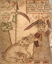 El lobo en la cultura europea - Wikipedia, la enciclopedia libre