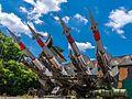 S-125 Neva - Honi Légvédelmi Park - Rocket Base Zsámbék.jpg