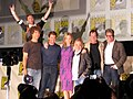 SDCC13 - Edge of Tomorrow panel photobomb (9348015836).jpg