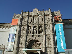 English: San Diego Museum of Art Español: Muse...