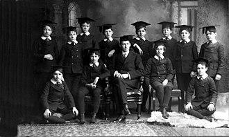 St. Paul's School (Brooklandville, Maryland) - Boys' School of St. Paul's Parish