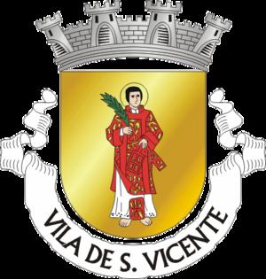 São Vicente, Madeira - Image: SVC