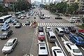 SZ 深圳市 Shenzhen 福田 Futian 福中路 Fuzhong Road 彩田路 Caitian Road Sept 2017 IX1 04.jpg