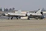 Saab Draken pair 'N35350' & -N543J- (26468822125).jpg