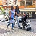 Sabana Grande Caracas, Calle Unión. El paseo familiar de los caraqueños. Fotografías de Vicente Quintero. Mayo 2018.jpg