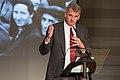 Saeimas priekšsēdētāja Briselē piedalās konferencē 'Karš un miers. 1945 – 2015' (17204257639).jpg