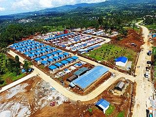 Rehabilitation of Marawi