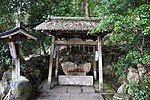 Saguriten-Shrine in Iwayama, Ujitawara, Kyoto July 6, 2018 23.jpg