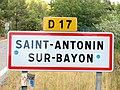 Saint-Antonin-sur-Bayon-FR-13-panneau d'agglomération-02.jpg