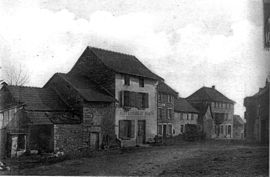 Saint-Baudille de-la-Tour in 1907