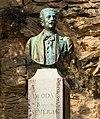 Saint-Félix-Lauragais - Buste de Deodat de Séverac par Joseph Lamasson inuguré le 14 septembre 1924.jpg