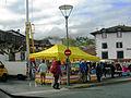 Saint-Jean-Pied-de-Port - marché de la quinzaine commerciale.JPG
