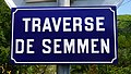 Saint-Pons-de-Thomières (Hérault), Traverse de Semmen.jpg