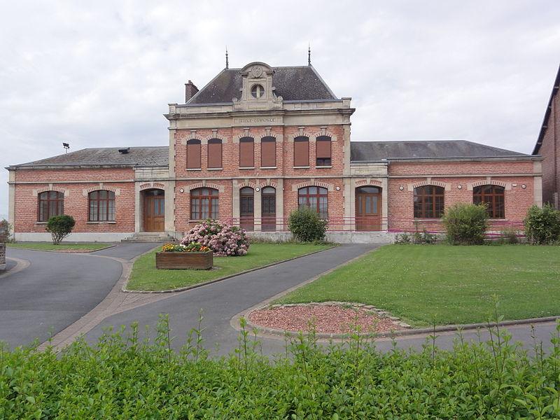 Saint-Simon (Aisne) école