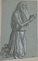 Saint Jerome (recto); Soldier with a Spear (verso) MET DP808278.jpg