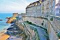 Saint Malo. Rempart Ouest.jpg