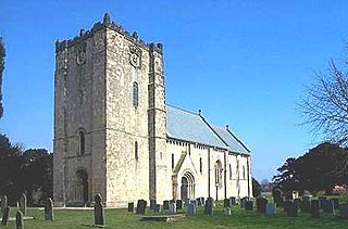 Garton on the Wolds Village and civil parish in the East Riding of Yorkshire, England