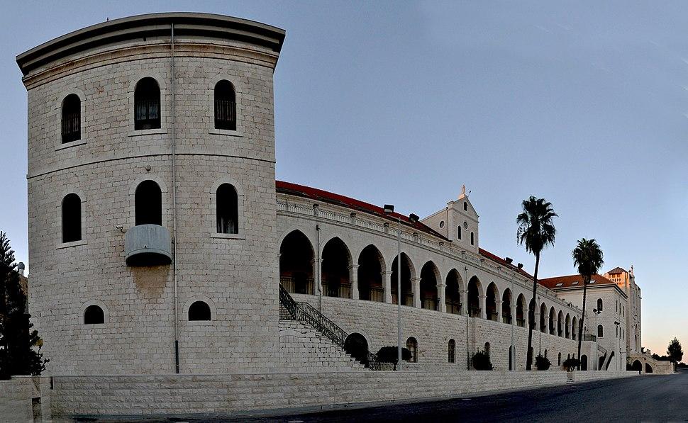 Salesian Church in Nazareth